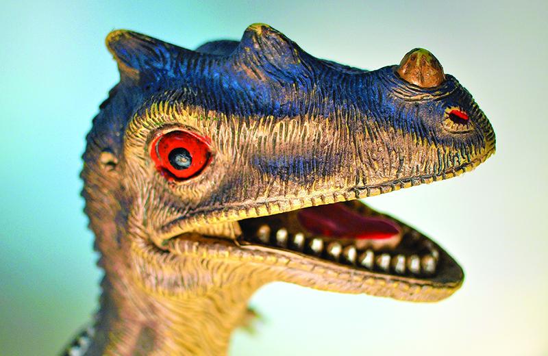 Unicorns don't kill dinosaurs, meteors do!