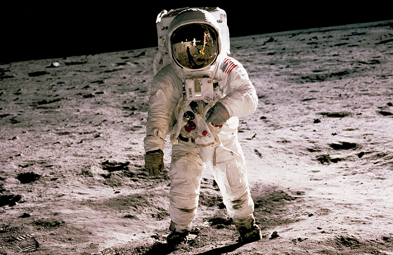 On the 50th anniversary of the Moon landing, does your company have what it takes for a moonshot?