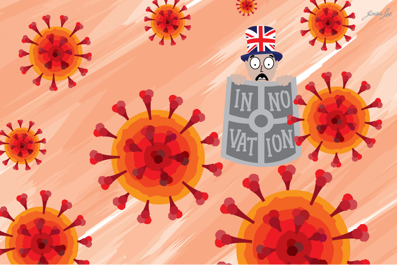 Disarming Innovation: UK Innovate