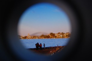 Nothing to See Here - viewfinder