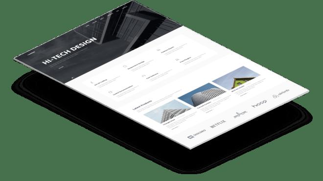 Asentus | Бесплатный корпоративный Bootstrap шаблон