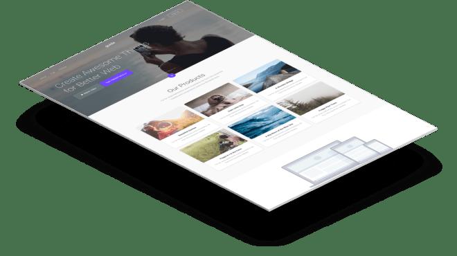 Guide | Бесплатный HTML шаблон