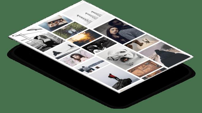 Picxa | Бесплатный HTML5 шаблон портфолио фотографа
