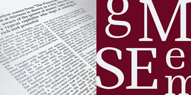 Ledger бесплатный шрифт от Denis Masharov