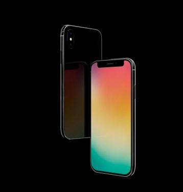 Мокапы iPhone X для Photoshop + 3D модели