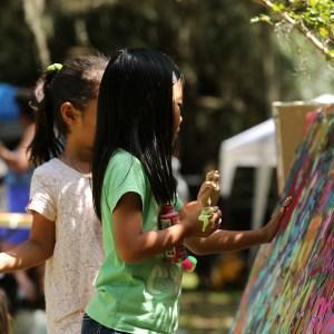 TFP FEST Community Art Board