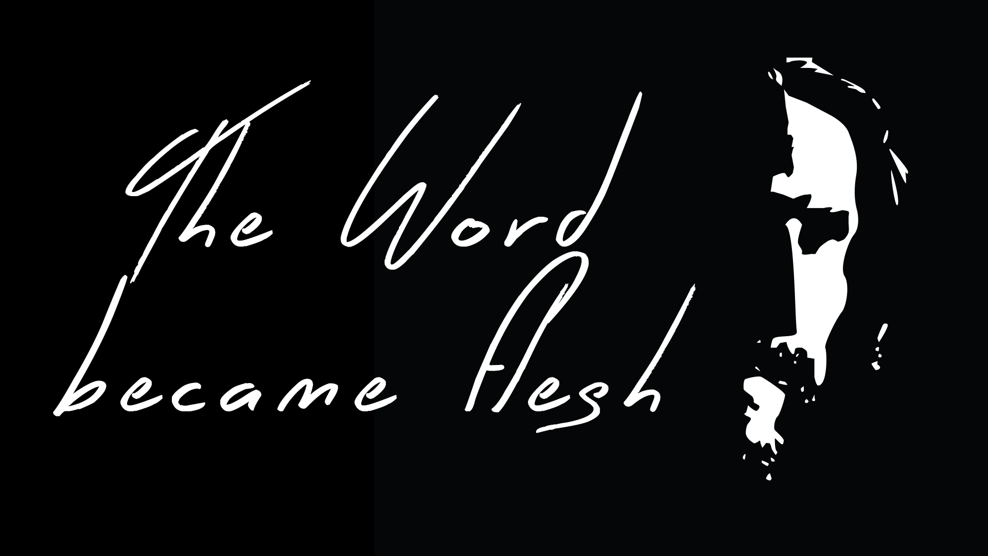 Image result for the word became flesh
