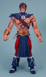 Indigo Lantern Atom will come with his staff