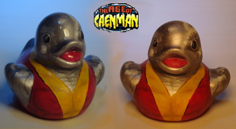 CC27: X-Men Duckies by Caenman | The Fwoosh