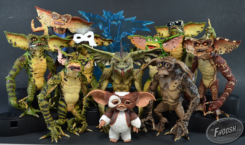 Pin Gremlins And Gremlins 2 The New Batch Series 1 Includes Fan ...