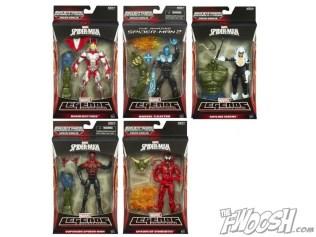Spider-Man Legends boxed