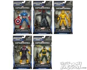 Captain America LEgends boxed
