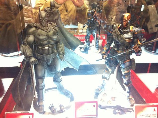 PAK Batman And Deathstroke