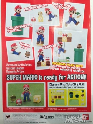 Super Mario Brother S.H. Figuarts 3
