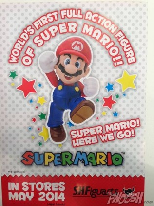Super Mario Brother S.H. Figuarts 2