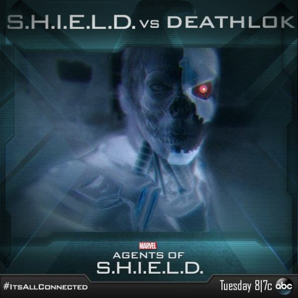 Agents of SHIELD Deathlok