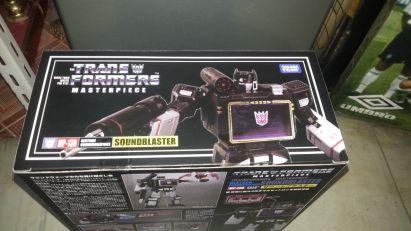Transformers Masterpiece Soundblaster Ratbat Fraud 1