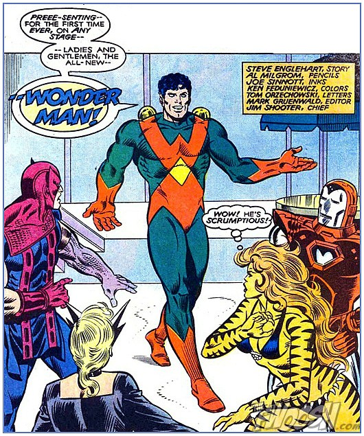 Image result for marvel worst wonder man costumes