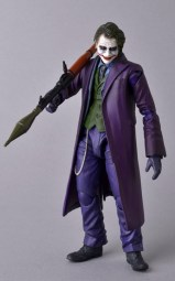Medicom MAFEX The Dark Knight Joker Weapons 2