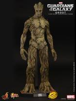 Hot Toys Guardians of the Galaxy Groot 9