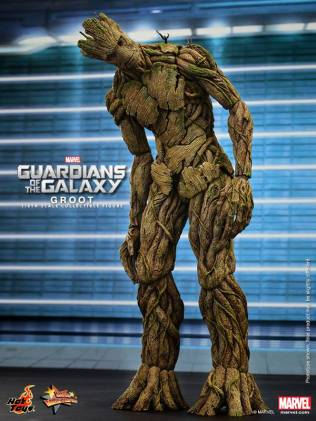Hot Toys Guardians of the Galaxy Groot