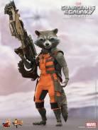 Hot Toys Guardians of the Galaxy Rocket Raccoon 3