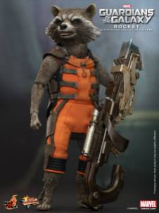 Hot Toys Guardians of the Galaxy Rocket Raccoon 8