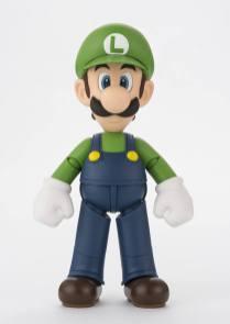 Bandai S.H. Figuarts Luigi Big 2