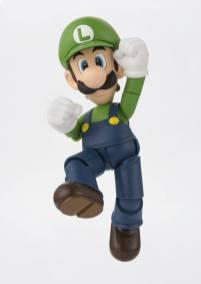 Bandai S.H. Figuarts Luigi Big 5
