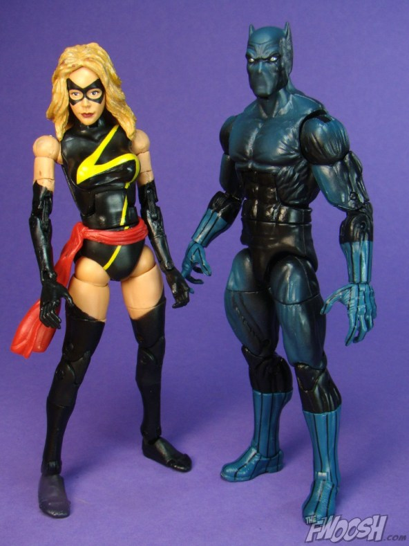 Review Of Toy Biz Marvel Legends Warbird Ms Marvel -9607