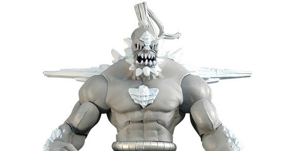 Mattel Unleashed Doomsday Dc Universe Figure Coming This Winter
