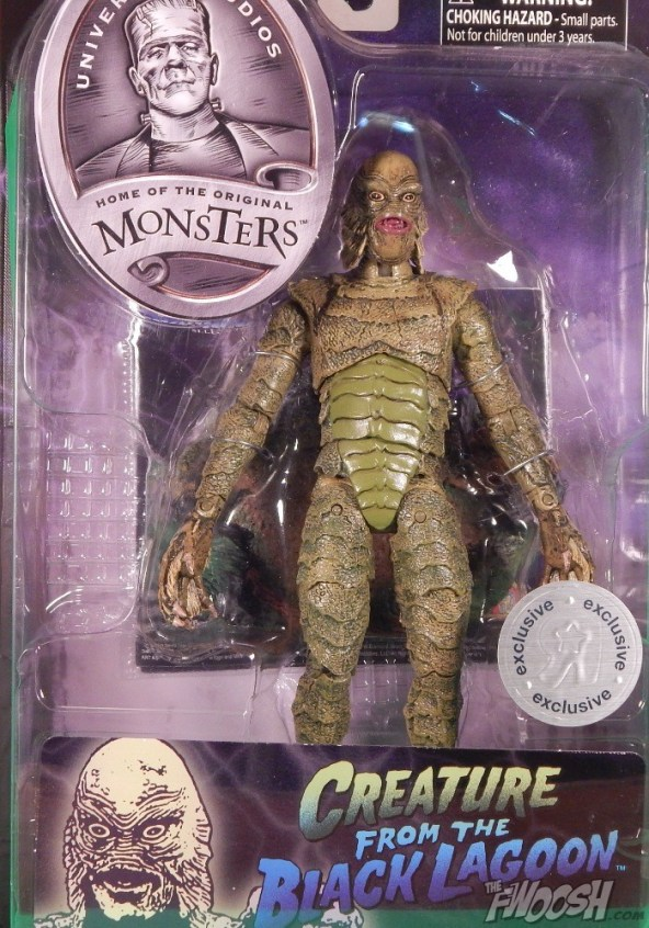 Diamond Select Universal Monsters Creature From The Black Lagoon Package