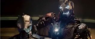 Avengers Age of Ultron Early Ultron 2