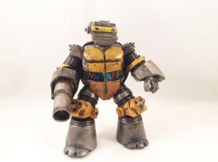 Custom Metalhead - 2013 Teenage Mutant Ninja Turtles TMNT Nickelodeon