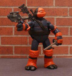 TMNT BATMAN Custom 5 Figure BANE, JOKER, HARLEY, ROBIN, You pick LOOK!! 4