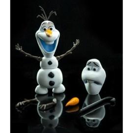 Hero 86 Hybrid Metal Figuration 018 Olaf Frozen 3