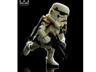 Hero 86 Hybrid Metal Figuration 019 Star Wars Sandtrooper 1