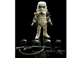 Hero 86 Hybrid Metal Figuration 019 Star Wars Sandtrooper