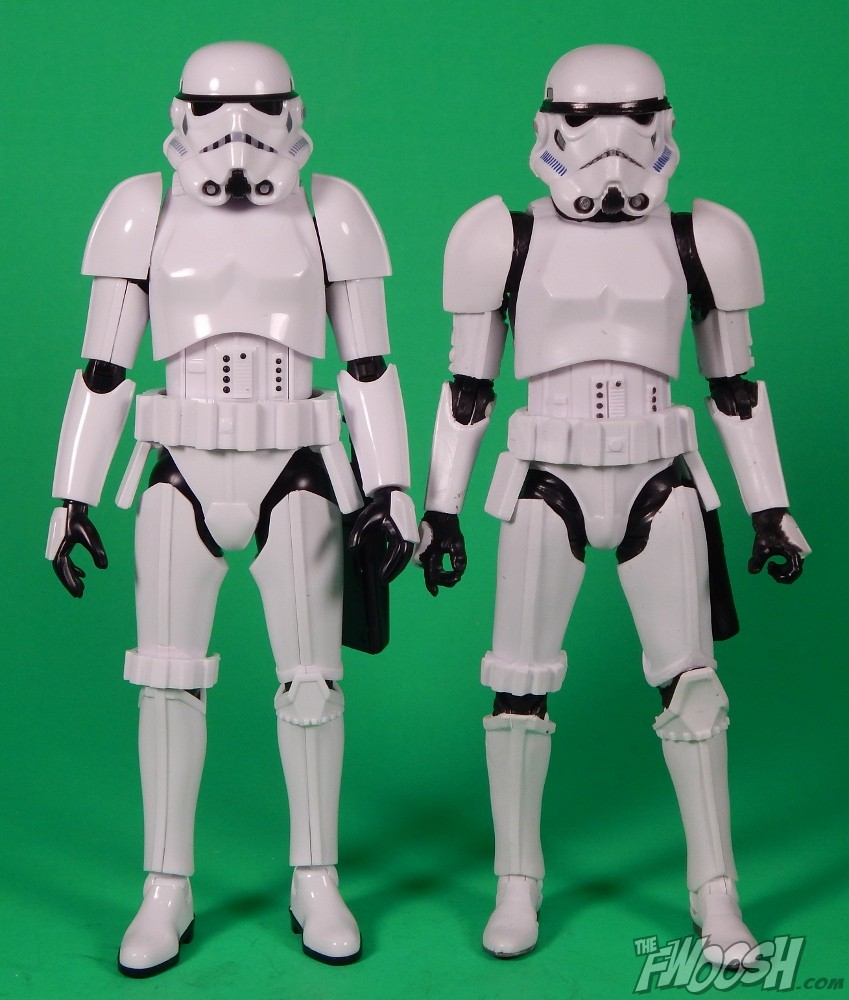 Bandai: Star Wars Stormtrooper 1:12 Scale Model Kit Review