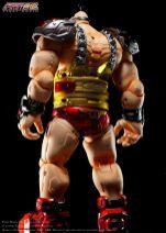 First Gokin 25CM TMNT Metal Big Boss Krang Figure NEW TSCA 1