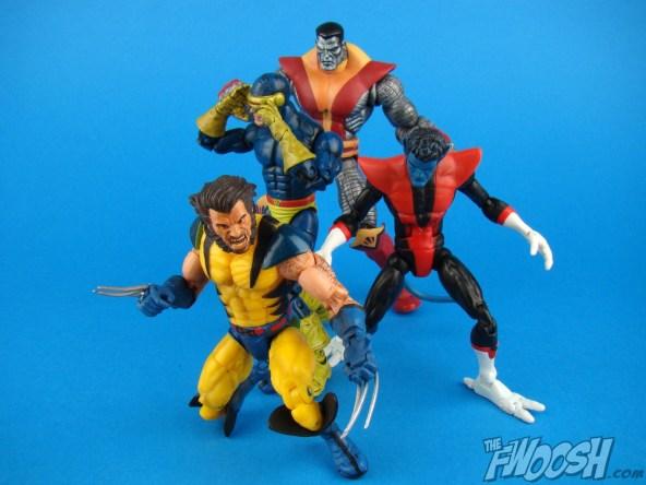 Toy Biz Marvel Legends X-Men Legends Box Set Unmasked Wolverine