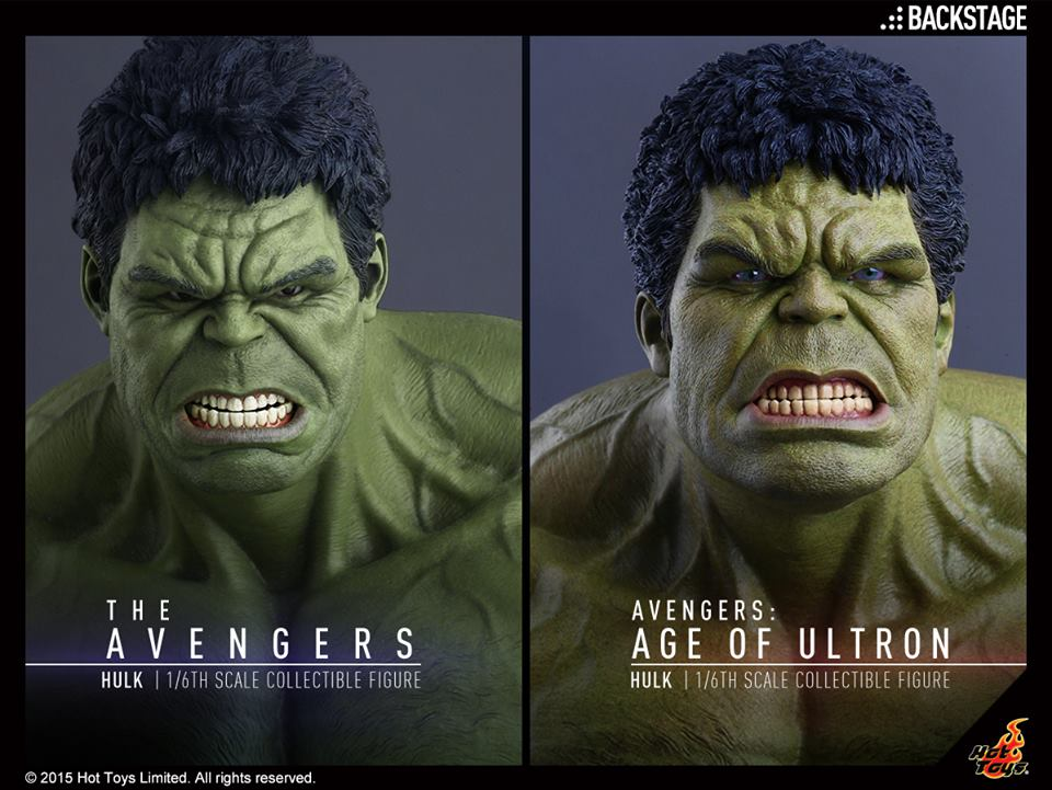 hot toys the avengers age of ultron hulk the fwoosh