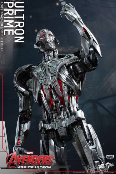 Hot Toys The Avengers Age of Ultron Ultron 7