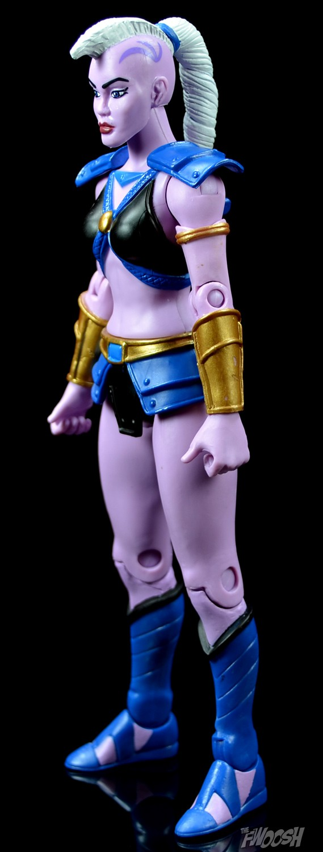 MASTER OF THE UNIVERSE CLASSICS Huntara Figure Without Head MOTUC