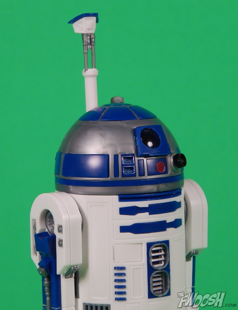 Bandai: Star Wars R2-D2 and R5-D4 1:12 Scale Model Kit Review |