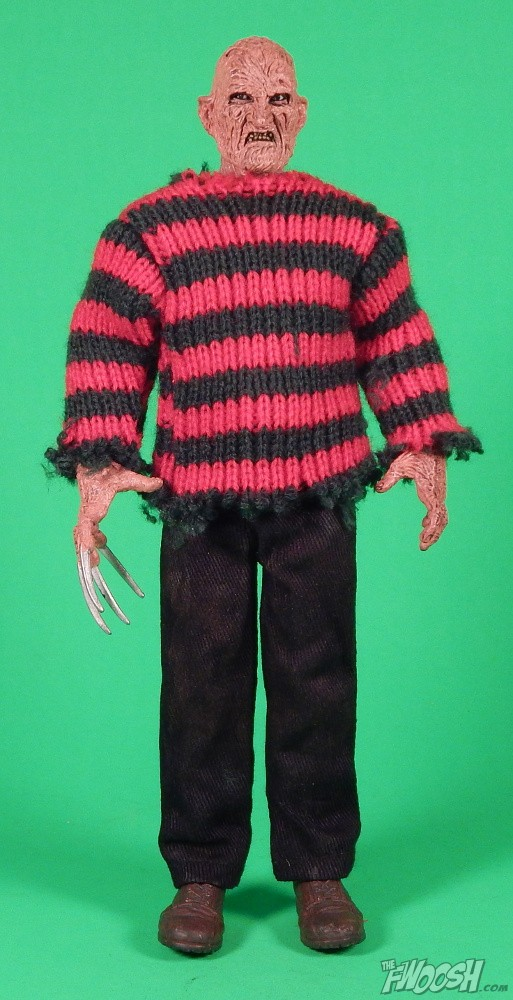 30f17586981dc0 NECA Nightmare on Elm Street 8 Inch Clothed Figure Part 2 Freddy Front