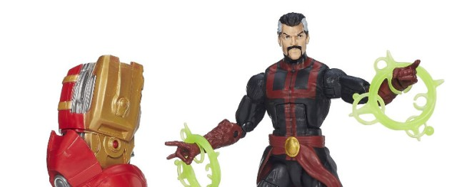 Avengers Marvel Legends Series 3 Dr Strange Promo Featured