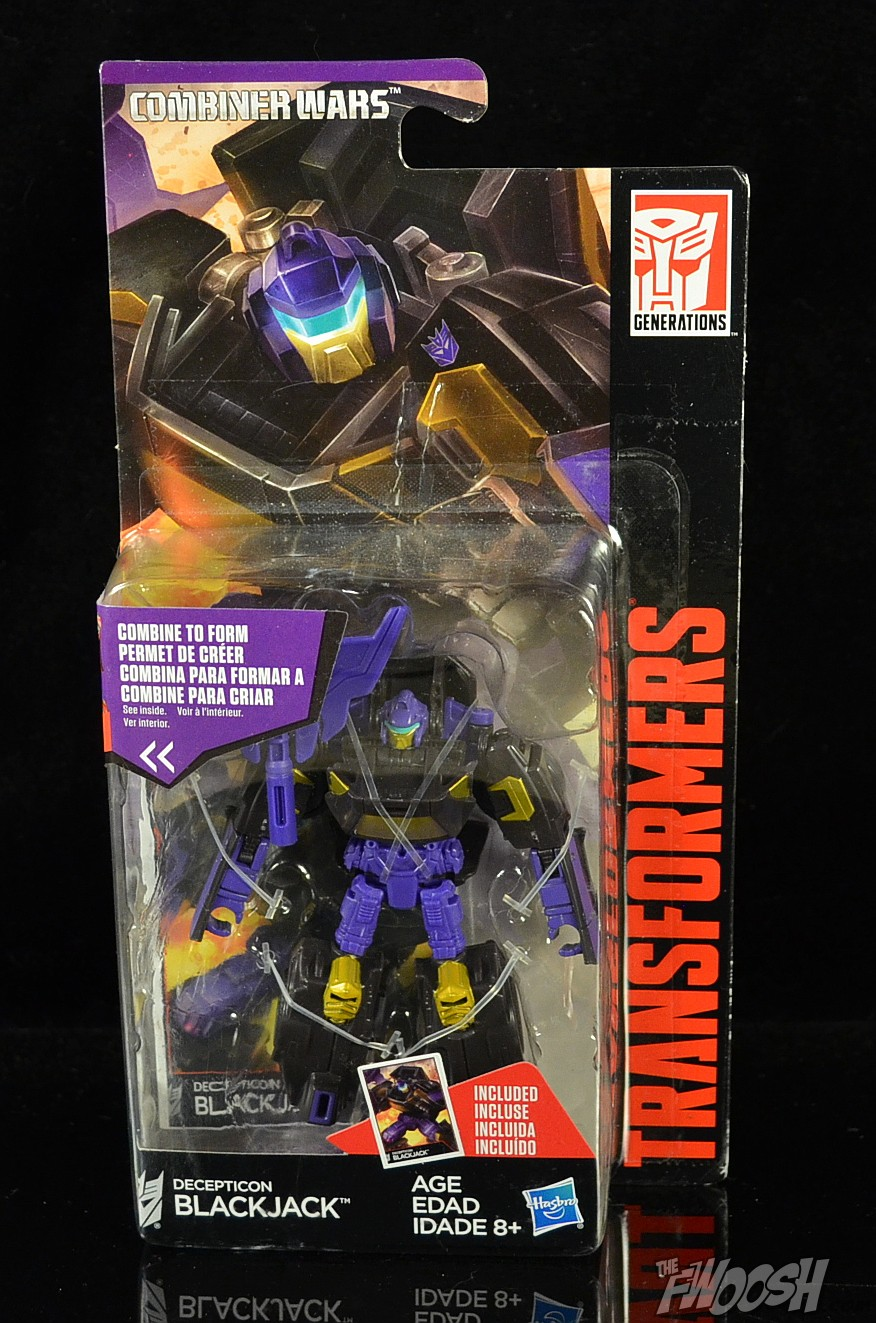 BlackJack Transformers Generations Combiner Wars Legends Class