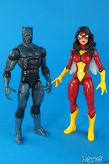 Hasbro Marvel Legends Thanos Series Age of Ultron Spider-Woman