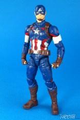 Hasbro Marvel Legends Thanos Series Age of Ultron Captain America 2